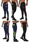 Men's Skinny Soccer Pants Training Sweatpants Sport Gym Athletic tight YoungLA