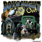 T-shirt Shirt Hound Coon Hunter Hunting Treeing Coon Dog Boys Night Out