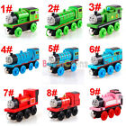 Wooden Handcrafted Toys Engine Train Thomas His Friends Tank Carriages Present