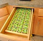 Keurig K--Cup Storage Drawer Inserts for Organizing coffee pods