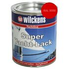 [17,27€/1L] Wilckens Super Yachtlack 750ml Farbauswahl Bootslack GFK Metall Holz