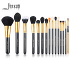 15pcs Pro Makeup Brushes Set Powder Foundation Eyeshadow Eyeliner Lip Brush kits