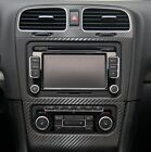 1Set Carbon Folie f�r Cockpit VW Golf 6 GTI TDI GTD R Line
