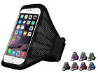 Sports Running Workout Mesh Armband Band Phone Case Cover for iPhone 6 Plus