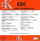 Easy Karaoke EZC Karaoke Discs Volumes 1 to 30 available