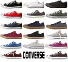 Converse Chuck Taylor All Star Low Top Shoes Canvas Sneakers Chucks