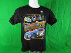 NASCAR #56 Martin Truex Jr. Burnout  Two Sided T-Shirt By  Chase Authentics