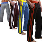 US fast ~Mens causal loose long Pants Jogging training Pants GYM Sports Trousers