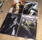 Choice of Maxi Poster: Last of Us / Watch Dogs  / The Order 1886 / Arkham NEW