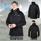 Berghaus Men's RG1 Long 3 in 1 TriClimate Jacket - Black - Authorised Dealer