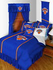 New York Knicks Comforter Sham & Pillowcase Twin to King Size
