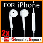 Handsfree Headphone Earphone Mic Remote for Apple iPhone 6 Plus 5S 4S iPad Mini