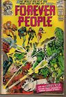 FOREVER PEOPLE #7 DC 03/72 JACK KIRBY+ GOLDEN AGE SANDMAN REPRINT 52 PGS VG+