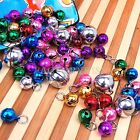 Colorful Pet Dog Cat Ring Animal Metal Bell Accessories Authentic Cute Type FKS