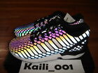 Adidas ZX Flux Xeno Black B24441 3M Reflective All Star Torsion Boost Original B