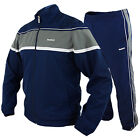Reebok PlayDry Poly Tracksuit Sizes 2XL-3XL Navy RRP £60 BNWT K24472