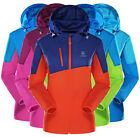 NEW Women Lady Summer Light  Colorful Breathable Jacket Outdoor Hiking Jacket