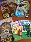 Natural History Museum Dinosaur Birthday Cards NEW son 5 6 7 Dino Cards 3