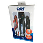 Exide Battery Charger 12V 7A & 12V 15A Loads Batteries To 150 Ah Or. 300 Ah