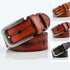 P-826 Fangle 2015 men's oxhide Waist Stylish Fashion Belt Free Shipping