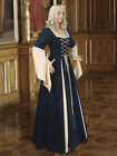 Gothic Women Dress Renaissance Faire Costume No.126