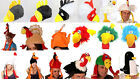 Funny bird hats - perfect for stag and hen parties, festivals and easy costume!