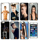 JUSTIN BIEBER CASE HARD COVER FOR APPLE iPHONE 5 5GS MUSIC POP SINGER ACTO