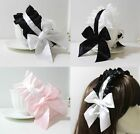 Maid Lace Headband Anime Cosplay Party Costume