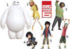 BIG HERO 6 BAYMAX IRON ON T-SHIRT FABRIC TRANSFER OR STICKER WALL DECAL LOT H6