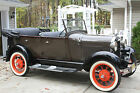 Ford+%3A+Model+A+4+Door+1928+ford+model+a+phaeton+convertible+4+dr