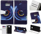 Hawkeye Luxury Flip wallet card leather case f Nokia series N535 N640 N930 532