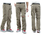 NEW Men Good Waterproof Breathable Hiking Quick-drying Travel Outdoor Pants