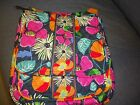 Vera Bradley Julep Tulip or Jazzy Blooms Mailbag Crossbody Hipster Purse--Choice