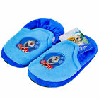 "CHILDREN'S DISNEY'S FROZEN ""OLAF"" BLUE CLOSED IN SLIPPERS 3 SIZES BRAND NEW"