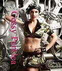 Army Girl Defence Force Uniform Military Camouflage Costume 6-12