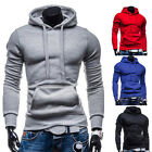 New Design Mens Casual Hoodies Hooded Sweatshirt Jumper Coat Jacket Outwear Tops
