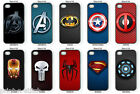 Marvel / DC Phone Case, iPhone / iPod Touch / 4, 4S, 5, 5C, 5S, 6, 6S, 6+, 6+S