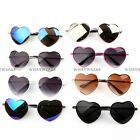 Fashion Women Cute Heart Sunglasses Eyeglasses Shades Outdoor Decoration WWU