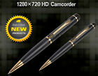 New Professional Mini SPY Pen HD 720p Cam Camera Video USB DVR Recording Hidden