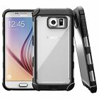 Sumsung Galaxy S6 Case Poetic Affinity Bumper Cover Firm Grip Corner Protection