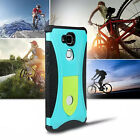 New Design Shockproof Armor Stand Back Cover Case For Huawei Ascend Mate 7