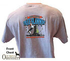 Coon Hunting Tree Slammin Walker Style Walker Hounds Dog T-Shirt