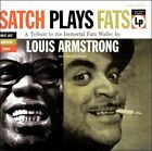 NEW Satch Plays Fats (Audio CD)