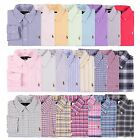 NWT Polo Ralph Lauren Men Standard Fit Oxford ButtonDown Long Sleeve Shirt S XXL