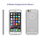 Qi Wireless Charging Receiver For iPhone 6/6s/7 Case Charger Back Cover