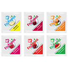 ID FRUITOPIA JUICY FRUIT FLAVOUR LUBE LUBRICANT 3ML SACHETS 6 FLAVOURS