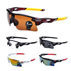 Womens Mens Outdoor Sports Sunglasses Bike Bicycle Riding Fashion Eyewear FKS