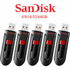 SanDisk SDCZ60 64/32/16/8GB Cruzer Glide USB Flash Drive Memory Stick Wholesale