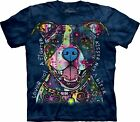 Russo Kisser - Dog T Shirt The Mountain