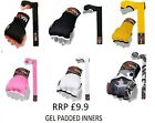 New Gel Inner Hand Wraps Boxing Gloves Fist Padded Bandages MMA Ufc PAD RRP9.99